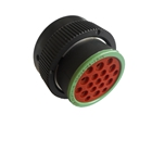 ACEWXXX00016 19P male waterproof socket