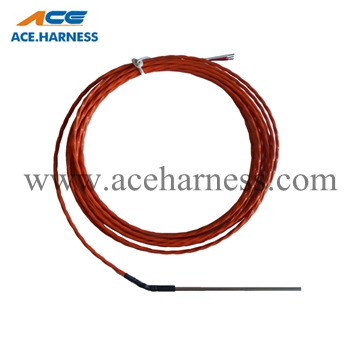 ACE0601-25 temperature sensor stainless tube cable