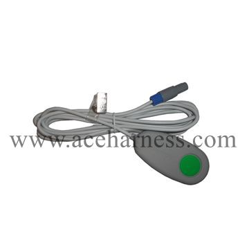 ACE0201-36 Medical cable with silicone case