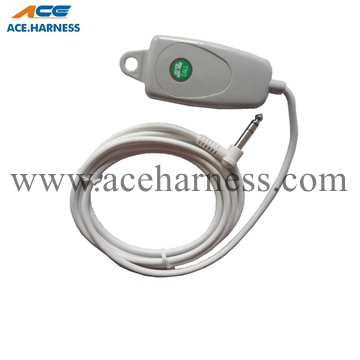 ACE0201-18 silicone medical cable ISO13485 approved for medical calling system