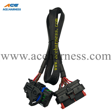 ACE0115-58 dashboard wire harness
