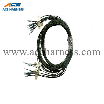 ACE0301-6 HBUS COMMS wireset, twisted pairs cable
