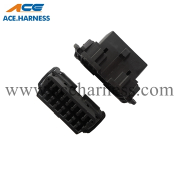 ACE0802-2 16pin Female OBD Connector