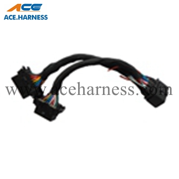 ACE0801-1 OBD 16PIN Male to Female Auto Diagnostic Cable